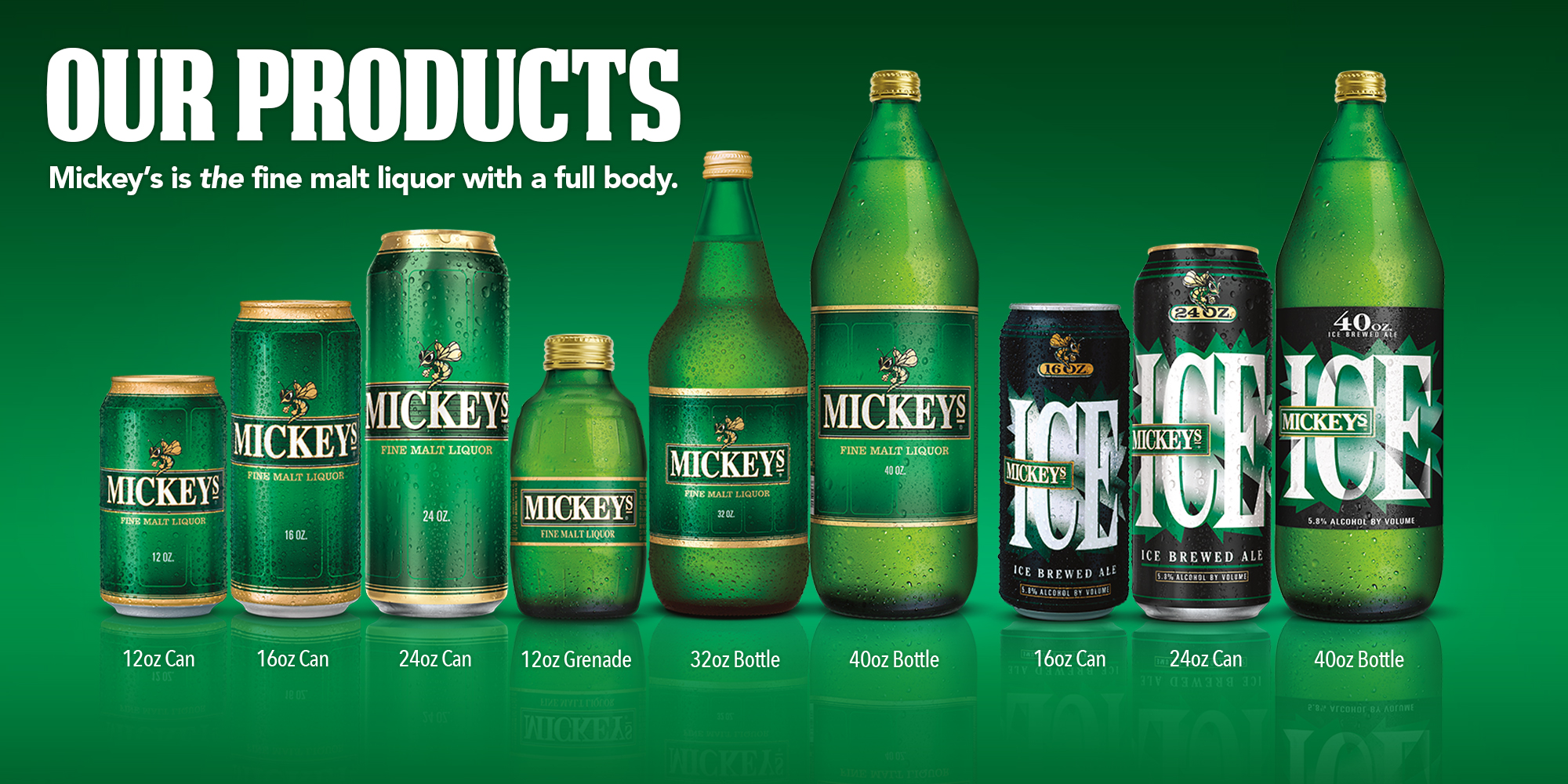 Mickey's Products